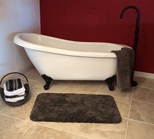 Acrylic Slipper Clawfoot Bathtub - 2