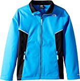 The North Face Kids Boy's Apex Bionic Jacket (Little Kids/Big Kids) Clear Lake Blue (Prior Season) X-Large