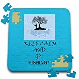 Best 3dRose Friend Fishings - 3dRose RinaPiro - Funny Quotes - Keep Calm Review