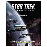 Star Trek Adventures RPG: These are the Voyages Mission Compendium Vol. 1