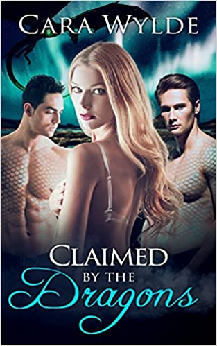 Download PDF Claimed by the Dragons - A Dragon-Shifter Romance