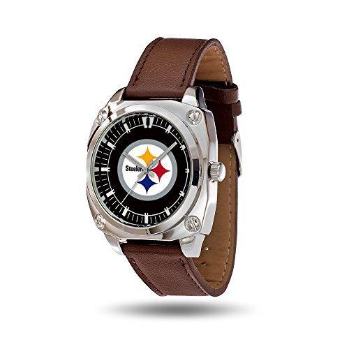 Rico NFL Pittsburgh Steelers UTIL75 Watch, 9.5