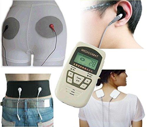Butt Enhancement Medicomat-10SL Butt Augmentation Natural Buttocks Enhancement Conductive Underpants Buttocks Enhancer Shaper Underwear Body Shaper by Medicomat