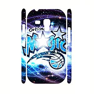 Beauty Charm Pop Basketball Team Logo Print Phone Cover Skin for Samsung Galaxy S3 Mini I8200 Case