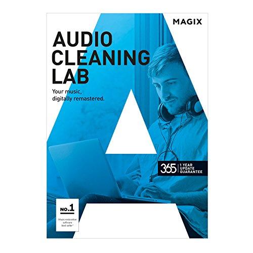 MAGIX Audio Cleaning Lab 2017 mit dem Audiograbber spielend leicht Audioaufnahmen bearbeiten [Download]