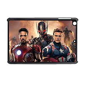 Generic For Kid Plastics Print Avengers Age Of Ultron Phone Cases For Apple Ipad Mini 1 2 The One