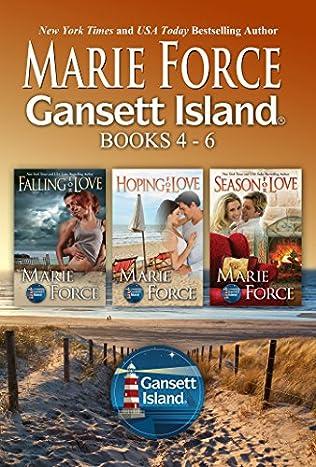 book cover of McCarthys of Gansett Island Boxed Set Books 4-6