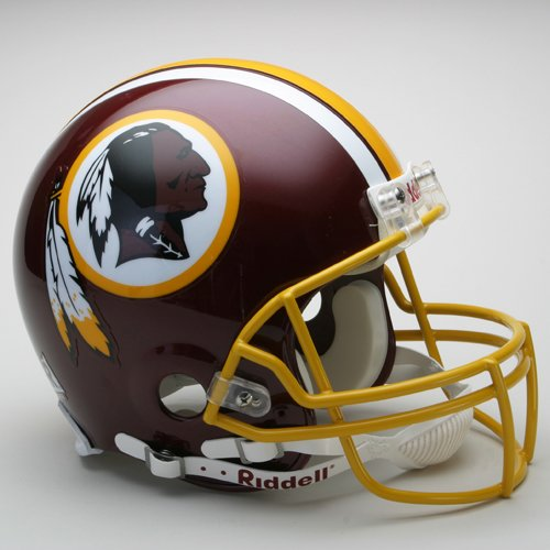(Riddell Washington Redskins Proline Authentic Football Helmet)