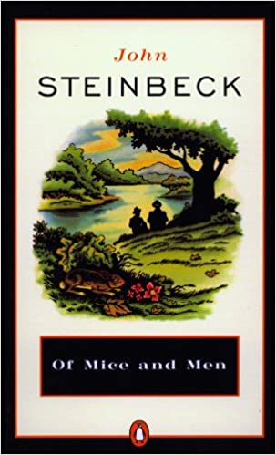 Of mice and men kindle edition by john steinbeck susan of mice and men kindle edition by john steinbeck susan shillinglaw literature fiction kindle ebooks amazon fandeluxe Choice Image