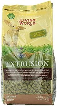 Extrusion Rabbit Food, 3-Pound