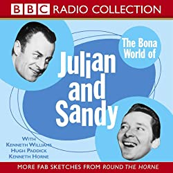 Julian and Sandy