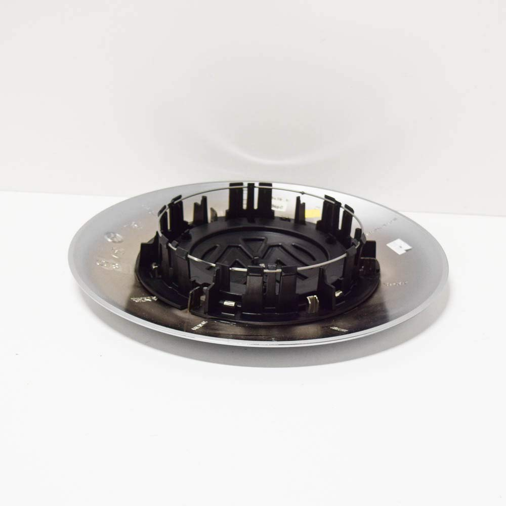 5C0601149DQZQ Cubierta para buje central de rueda tama/ño A5, 17 pulgadas color cromado