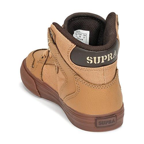 Marrone S18091 Skytop Sneaker Uomo Supra Camel qXBw6RZx