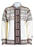 Norlender Norwegian 100% Wool Voss Cardigan Sweater w/ FREE $75 Norlender 100% Wool Scarf