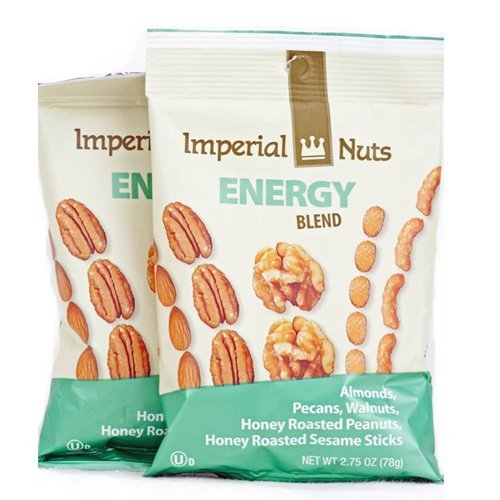 Imperial Nuts Energy Blends