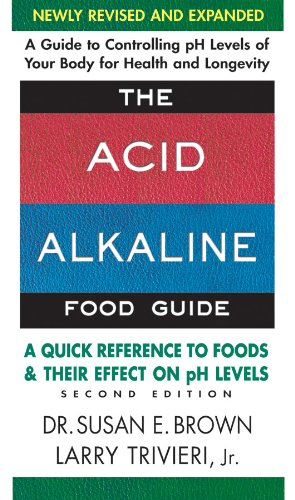 Alkaline Food (The Acid-Alkaline Food Guide - Second Edition: A Quick Reference to Foods & Their Effect on pH Levels)