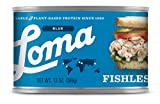 Loma Blue Fishless Tuna - 13 oz. (Pack of 8)