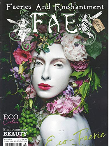 FAE Faeries and Enchantment Magazine Issue 43 2019