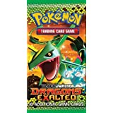 Pokemon Trading Card Game EX Dragons Exalted Booster Pack