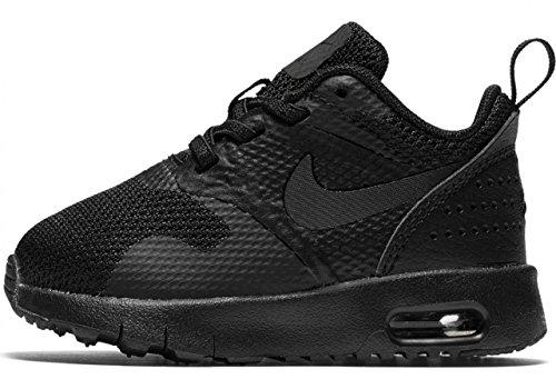 Nike 844106-005 Kids Toddler AIR MAX Tavas (TDE) Black -