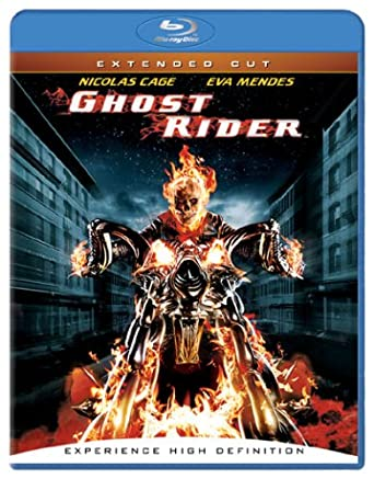Ghost Rider (2007) EXTENDED BDRip 720p 1.5GB [Telugu-Hindi-Tamil-Eng] ESub MKV