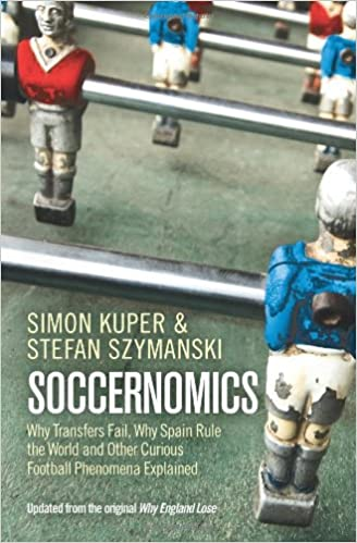 Book Soccernomics