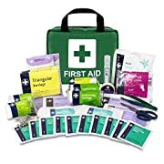 Lewis-Plast Premium First Aid Kit, 90-Piece