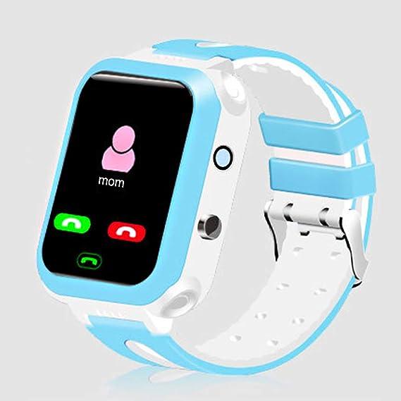 Amazon.com: Greatboy Kids Smart Watch Phone Educational IP67 ...
