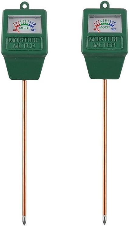 Gardeing Soil Moisture Sensor Meter Moisture Sensor Hygrometer Battery