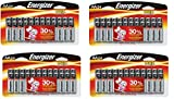 Energizer MAX AA Batteries, Designed to Prevent Damaging Leaks rVmEob, 4 Pack(24 count)