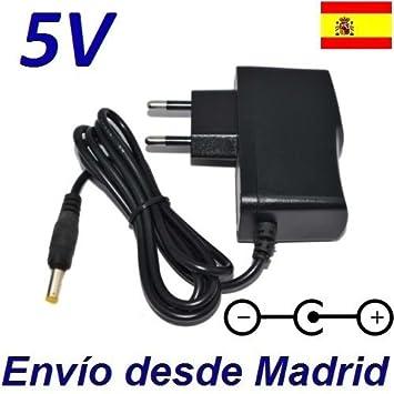 Cargador Corriente 5V Reemplazo Marco Digital Kodak Easyshare D830 Recambio Replacement: Amazon.es: Electrónica