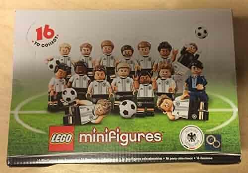 LEGO Minifigures German Football Team Series Player #9 71014 André Schürrle