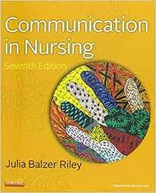 communication in nursing balzer riley pdf