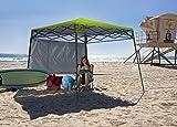 Quik Shade Go Hybrid 6' x 6' Sun Protection Pop-Up
