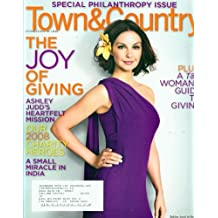 Town & Country 2008 June - Ashley Fudd in Hermes