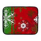 Best U Happy Baby Slings - Laptop Sleeve Case Protective Bag Merry Christmas Logo Review