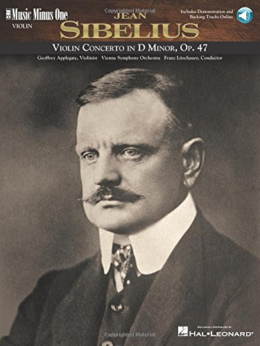 Amazon Sibelius Violin Concerto In D Minor Op 47 Music