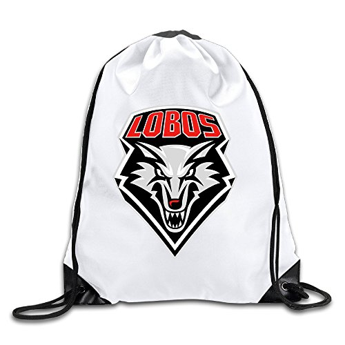 Hunson - Novetly New Mexico Lobos Football 3 Sport Bag Gym Bag (Stanton Laptop Bag)