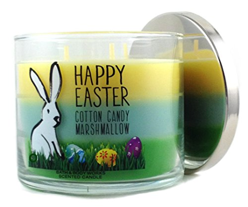 Bath & Body Works Candle 3 Wick 2016 Edition Happy Easter...