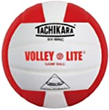 Tachikara Volley-Lite Composite Leather Volleyball