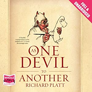 As One Devil to Another Audiobook