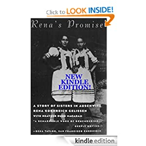 <strong>KND Kindle Free Book Alert for Tuesday, January 24: 174 BRAND NEW FREEBIES in the last 24 hours added to Our 2,100+ FREE TITLES Sorted by Category, Date Added, Bestselling or Review Rating! plus … Heather Dune Macadam's <em>RENA'S PROMISE</em> (Today's Sponsor – $9.99 <strong>and currently FREE for Amazon Prime Members Through the Kindle Lending Library</strong>)</strong>