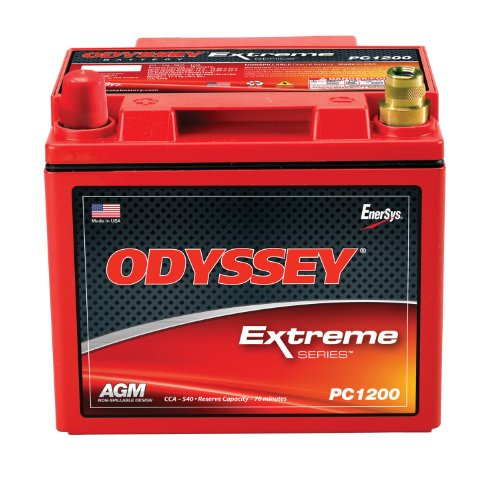 Odyssey PC1200LMJT Automotive and LTV Battery - 70 Somerset Island