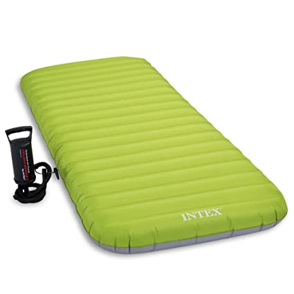 Amazon.com: Intex Roll n Go Airbed con construcción de ...