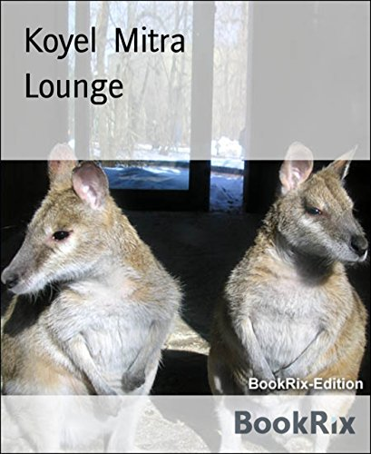 Lounge: A collection of myriad poems
