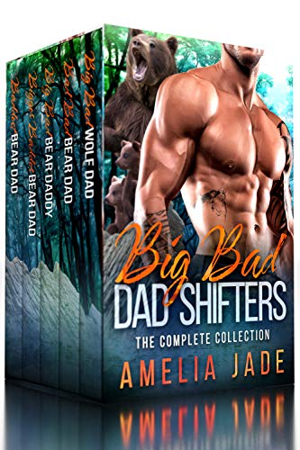 Big Bad Dad Shifters: The Complete Collection (Cloud Lake Shifters Books 1-5)