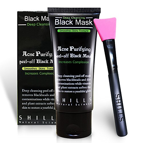 black purifying mask - 6
