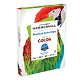 Hammermill Printer Paper, Color Copy Digital Copy Paper, 28lb, 8.5 x 11, Letter, 100 Bright - 1 Pack / 300 Sheets (102700R)
