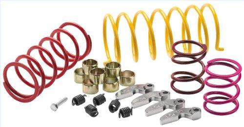 (EPI Sport Utility Clutch Kit with Severe Duty Belt - Elevation: 0-3000ft. - Tire Size: 27-28in WE391007)