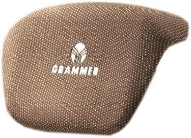 Grammer Kopfstütze Rückenverlängerung Stoff Braun Baumarkt